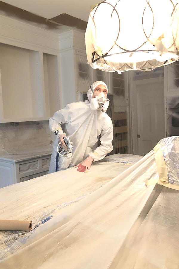 manin-protective-gear-painting-kitchen-charlotte-nc